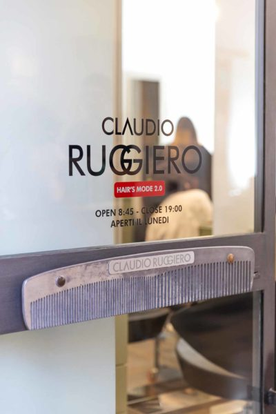 claudio ruggiero hair's mode 2.0 salone via solimena
